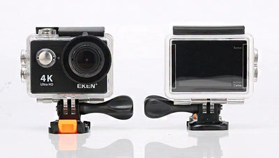 Eken H9-H9R Ultra HD 4k Action Camera With Accessories