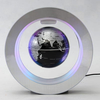 Floating Levitating Globe - School Office Home Decor