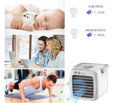 New Edition Mini USB Air Cooler And Humidifier