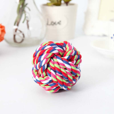 The Official Colorful Interactive Toy Ball for Dogs