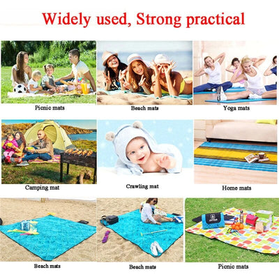 Picnic Blanket - Waterproof Blanket Picnic Mat Beach Blanket