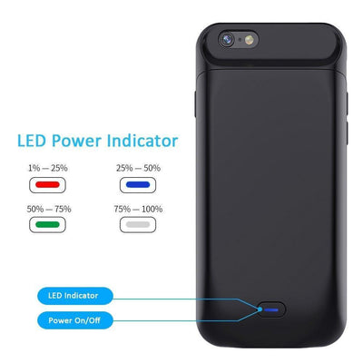 2018's  Phone Charging Case Magnetic Power Bank