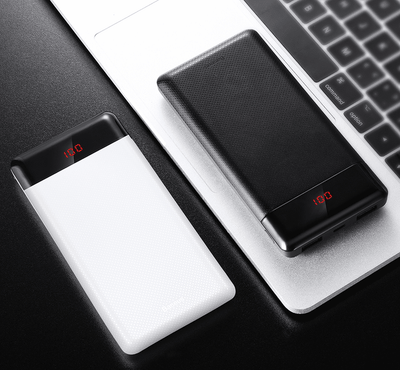 10000mAh Portable Charger - Best Power Bank Charger