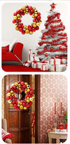Christmas Wreath Garland Hanging Pendant for Decoration