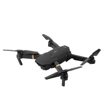 Foldable Quadcopter Drone Camera