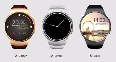KingWear KW18 Premium Android And iOS Smartwatch