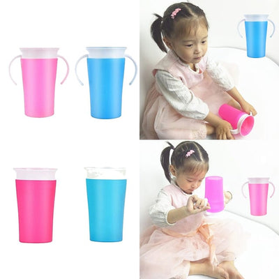Sippy Cup - 360 Sippy Cup No Spill Sippy Cup For Toddlers