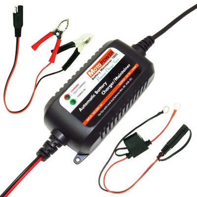 Battery Charger Maintainer - Car Battery Maintainer