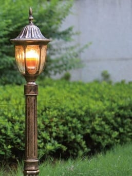 light post, outdoor lamp post, garden lamp post, outside lamp post, LED Post Lights - Outdoor Lamp Post - Driveway Light Post