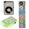 edalo mp3 music media player support maximum 16gb tf card mini clip