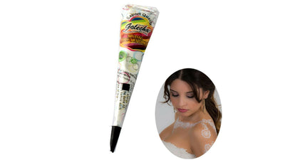 Natural Herbal Temporary Tattoo Kit - Henna Tattoo
