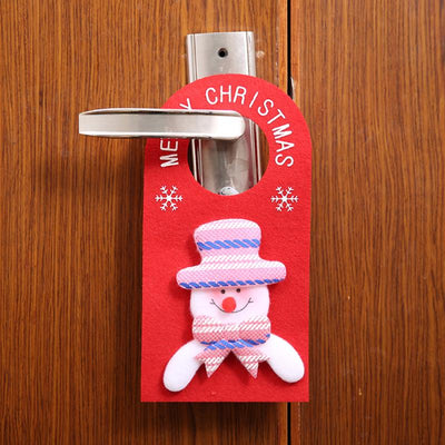 Home Decorations for Christmas - Christmas Door Hanging