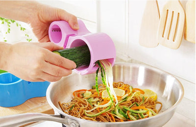 Best Vegetable Spiralizer - Spiral Vegetable Slicer