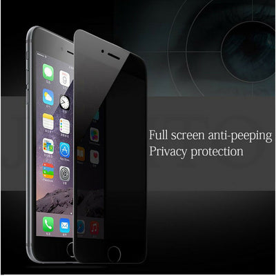 Tempered Glass - Privacy Screen Protector For iPhone Models