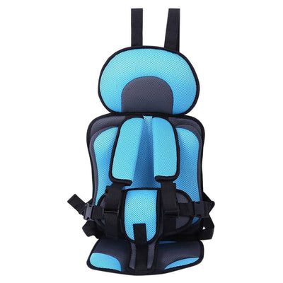 Portable Toddler Car Seat - Safety Child Booster Car Seat