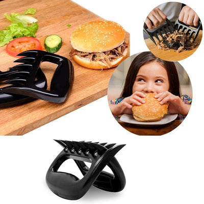 The Best Bear Claw Meat Shredder - Meat Shredding Claws, shredding pulled pork, bear paw meats, bear claw meat shredder, meat shredder, meat claws, meat shredding claws