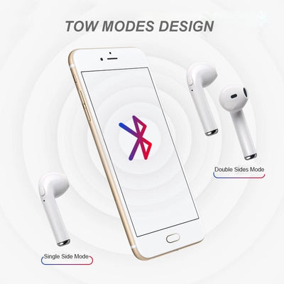 Bluetooth Earbuds Stereo Earphone Charging Case - Bluetooth Earpiece, wireless bluetooth earphones, noise cancelling headphones, best wireless headphones, wireless bluetooth headset, cordless earbuds, wireless in ear headphones, in ear bluetooth headphones, best gym headphones, cheap wireless headphones, Best Cordless Earbuds - Gym Wireless In Ear