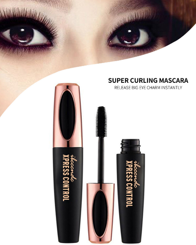 4D Silk Fiber Eyelash Mascara - Lengthening Mascara