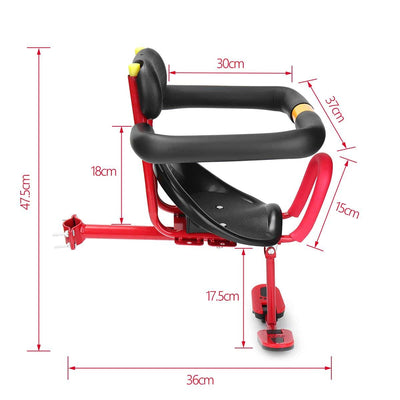 bicycle baby seat, baby bike seat, bike carrier for kids, bike child carrier, bike attachment for baby, kids bike seat, bicycle child seat, bike baby carrier, Bicycle Carrier Baby Seat for Kids - Bike Attachment for Baby