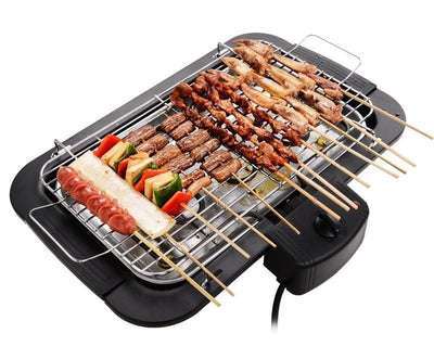 Best Electric Grill Indoor Barbeque Grill Smokeless BBQ