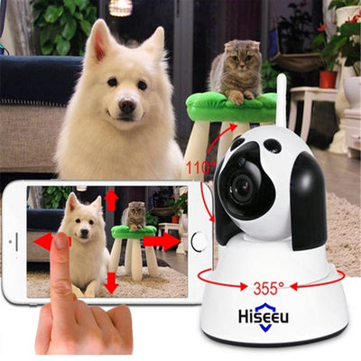 Home Security IP Wireless Camera - WI-Fi Surveillance Camera
