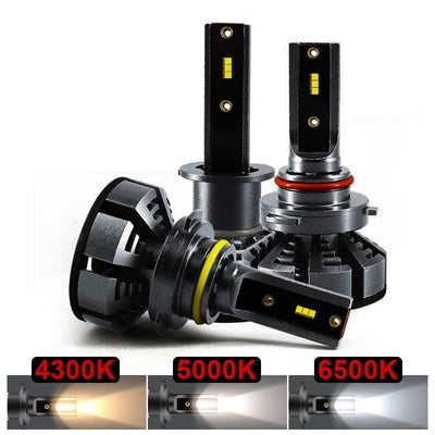 The Best Brightest Bulbs LED Headlight Conversion Kit