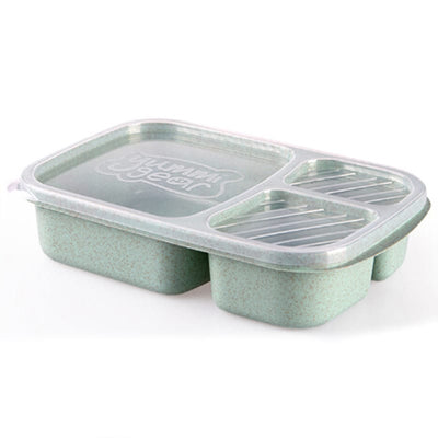 best tupperware, microwavable lunch containers, food container set, Best Meal Prep Containers - Microwavable Lunch Containers, 3 Compartment Best Meal Prep Containers