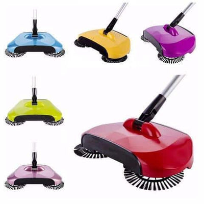 The Magnificent Sweeper - Electric Broom