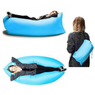The Original Inflatable Summer Couch - Blow Up Chair