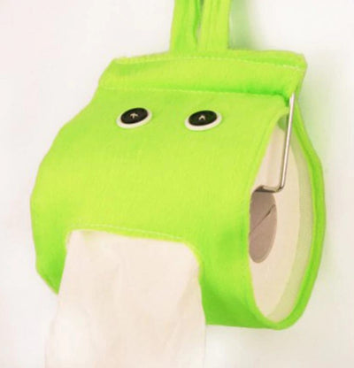Cartoon Style Hanging Toilet Paper Roll Holder