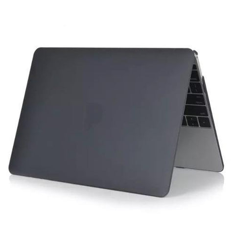 The Matte Jacket – Macbook Case zwart