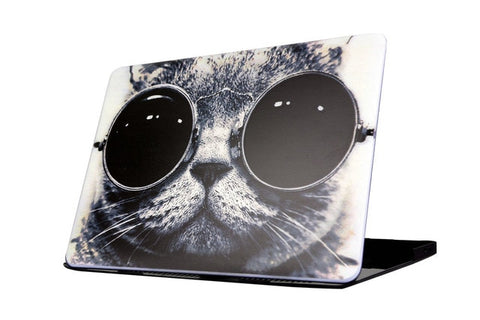 The Boss Cat – Macbook Case niet op z'n kop