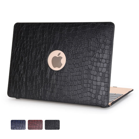 The Leather Chassis | Macbook Case