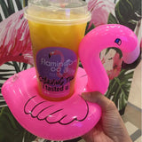 Flamingo drankhouder cocktail