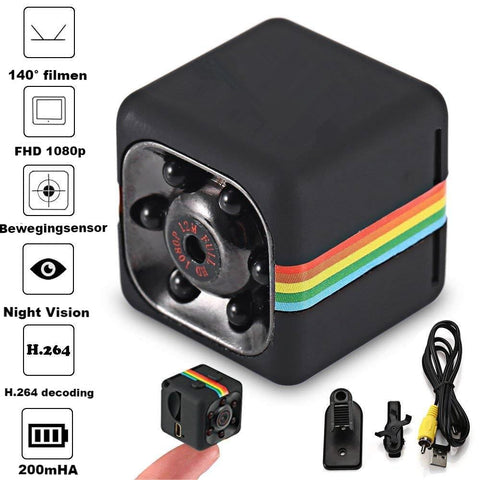 Mini Infrarood HD Camera