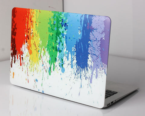 The Brushed Canvas – Macbook Case