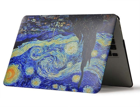 The Globe Trotter – Macbook Case