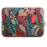 The Colorful Exotic – Laptop Sleeve zwart