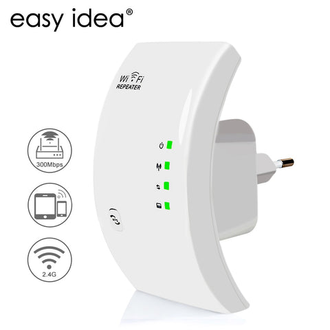 Wifi repeater | Wifi Range Extender | 300 mb/s