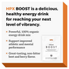 HPX ORGANIC BOOST! A 100% organic drink mix for pre-workout or afternoon pick-me-up!