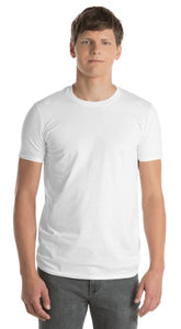 980 Lightweight Fashion Short Sleeve T-Shirt with Tear Away Label