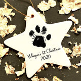Pet Christmas Tree Decoration