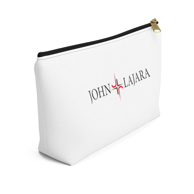 John Lajara Accessory Pouch w T-bottom
