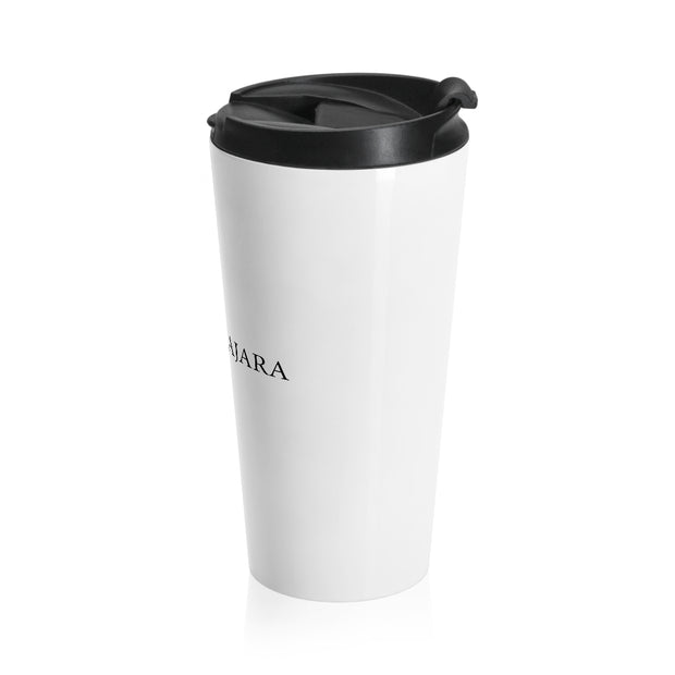 John Lajara Stainless Steel Travel Mug
