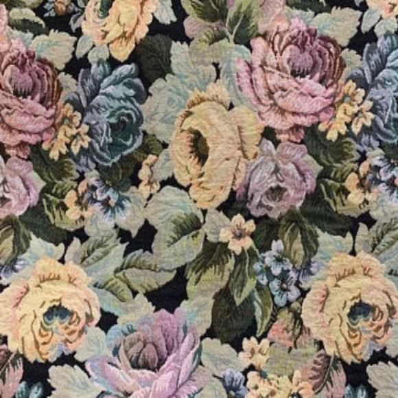 Limecot Floral Tapestry
