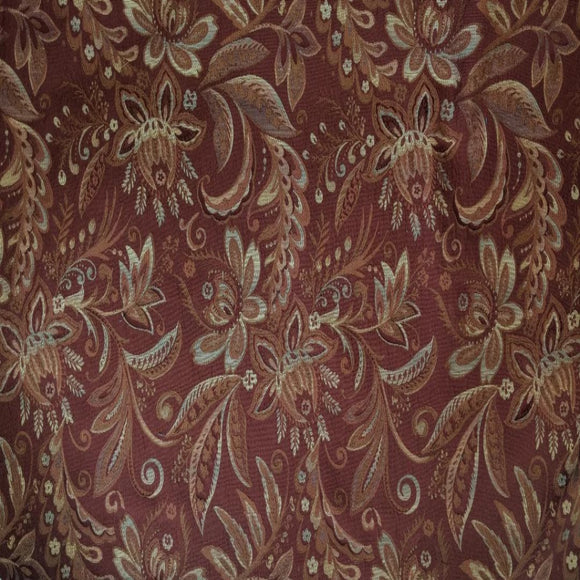 Traditional Rust Floral