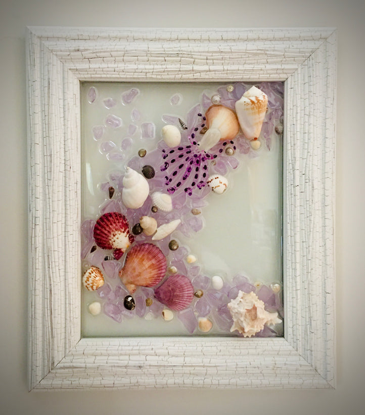 Glass Frame and Window Art
