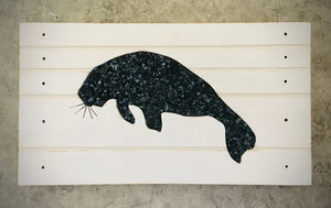 Manatee Beach Decor