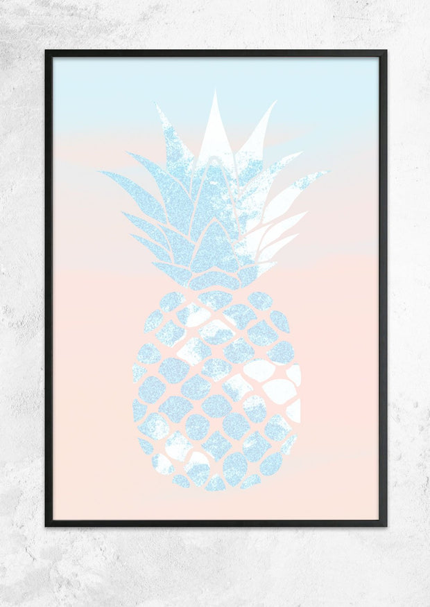Blue Pineapple