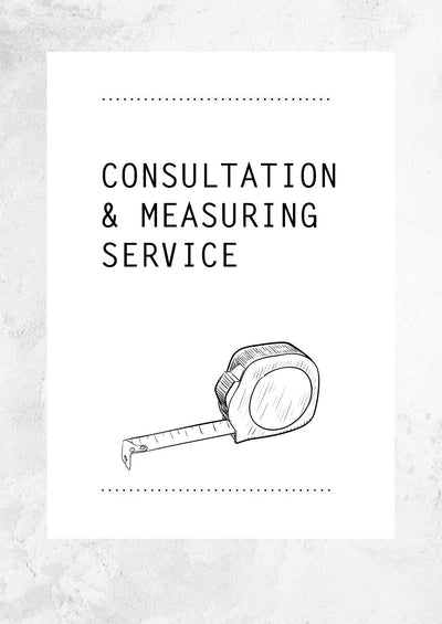 Consultation and Measuring Service